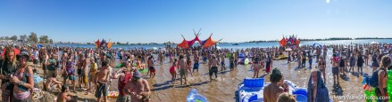 Swimbiosis beach party