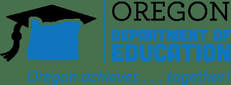 Oregon Department of Education : Brand Short Description Type Here.