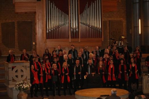 Joy of Gospel Jahreskonzert Düren