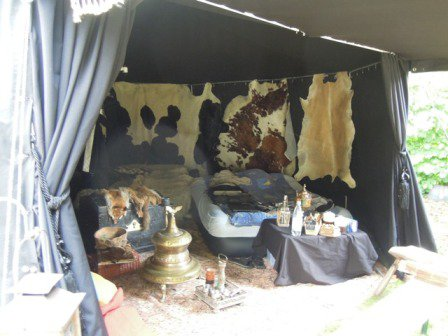 Das Hunnenlager 2018