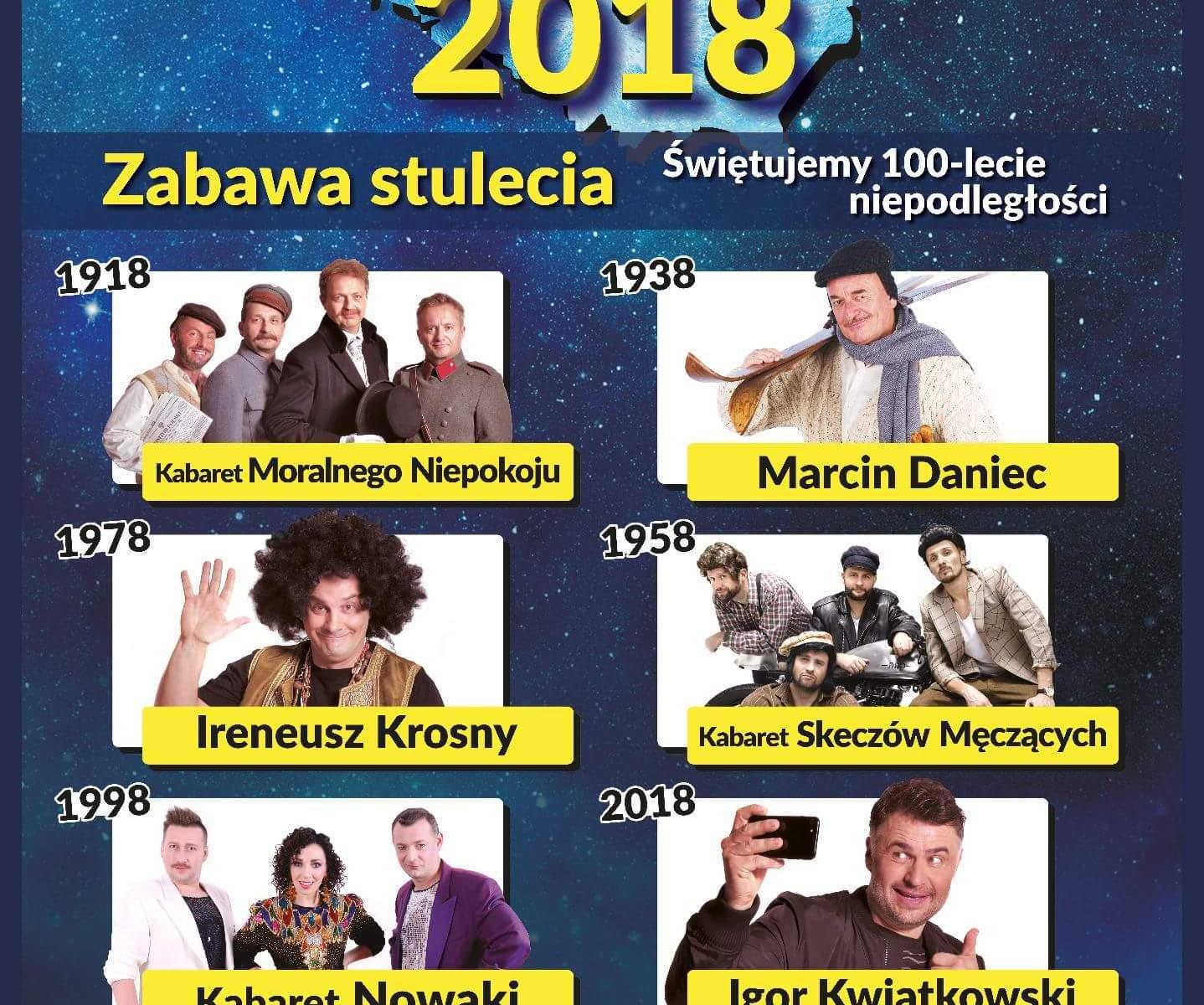 Polska Noc Kabaretowa Essen
