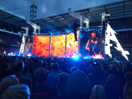 Metallica - WorldWired Tour 2019 | Köln