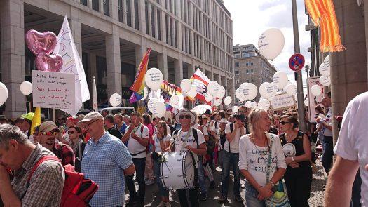 Demo Berlin 28.08.2020