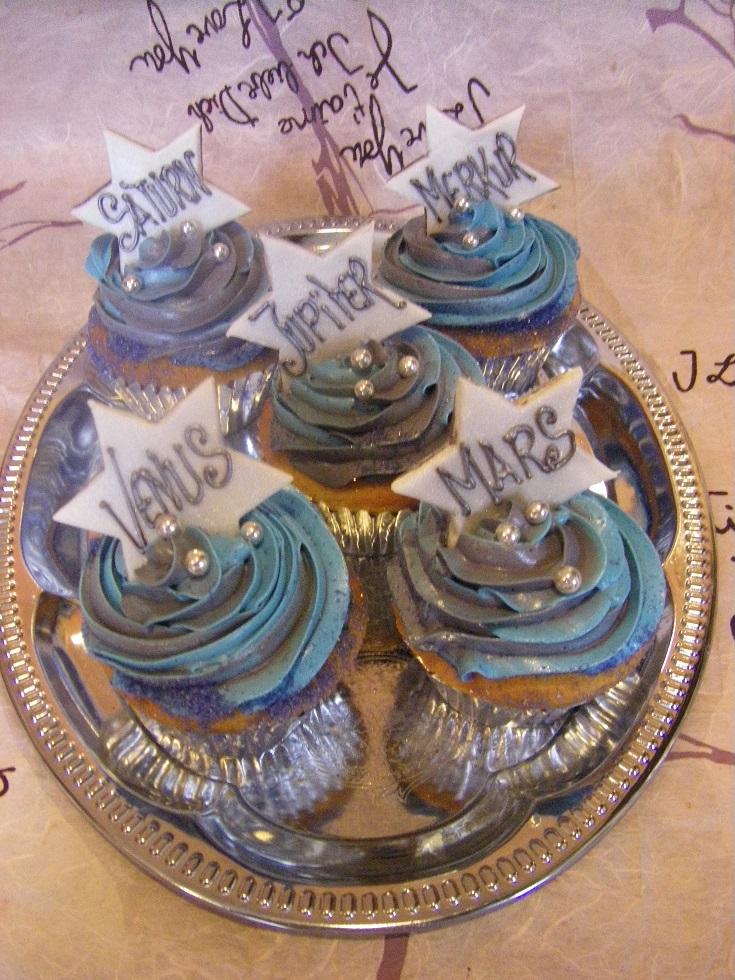 Dortes Marzipan Atelier Cupcakes