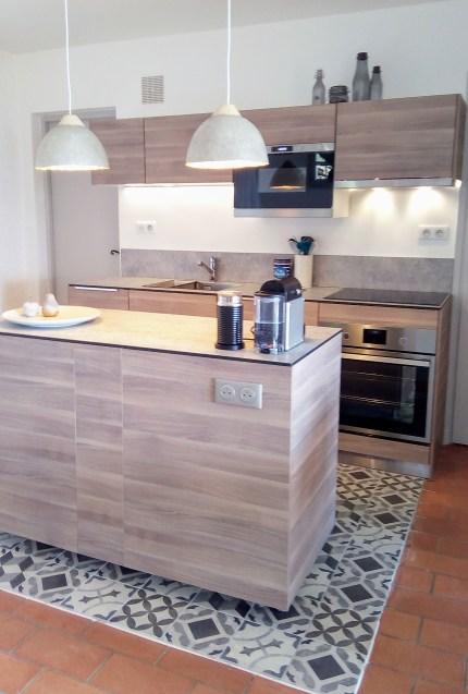 Neue Küche 2018