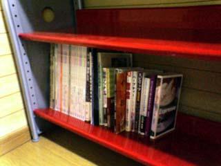 色々と溜まっていた本も収まりました。