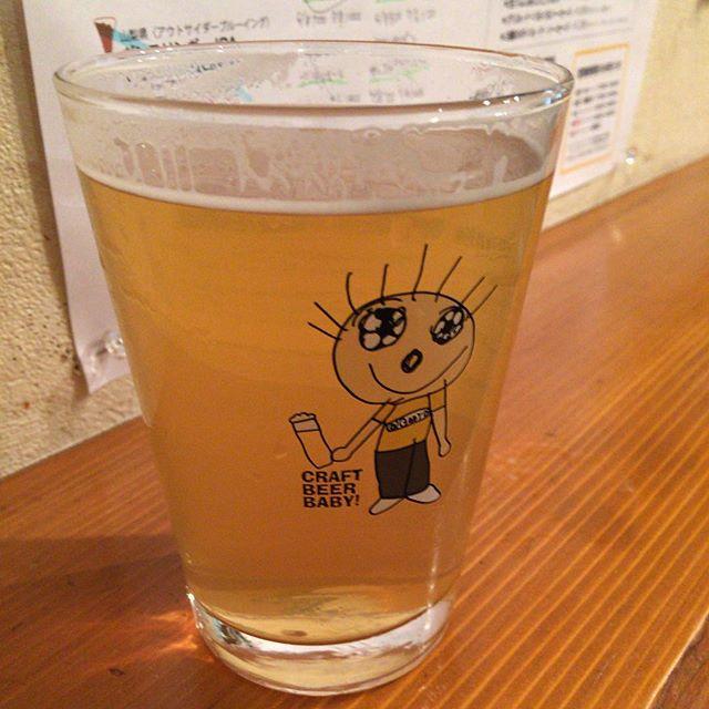 浦和勤務時代によく来たクラフトビールのお店が、急遽一時閉店することに。他に来れそうな日が無いので、時間を作って来てみた。