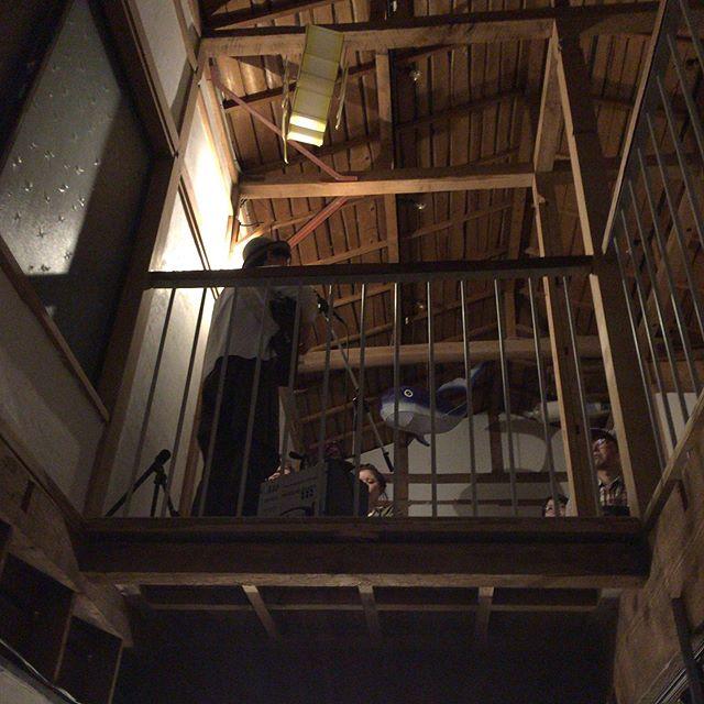 過程 。  loupe 過程のライブ 。  @eiichiro_taruki 樽木栄一郎さんのライブ。