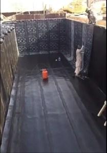 عزل الخزان الارضي بجدة