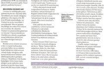 Cellini Masaj Koltukları Başarı Öyküsü - Dergi Yayını
