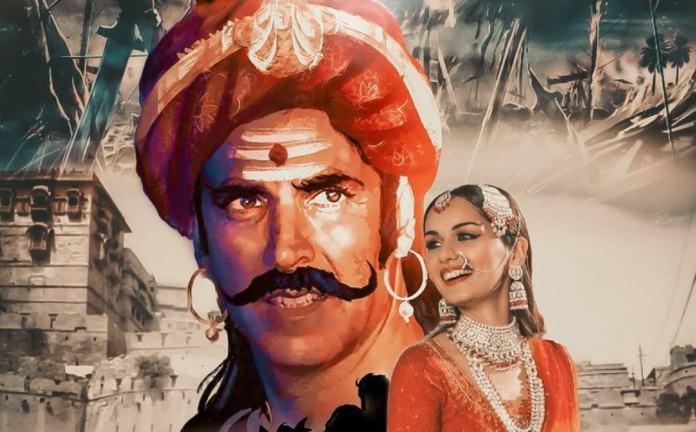 Akshay Kumar resumes shooting for new film Prithviraj - Masala.com