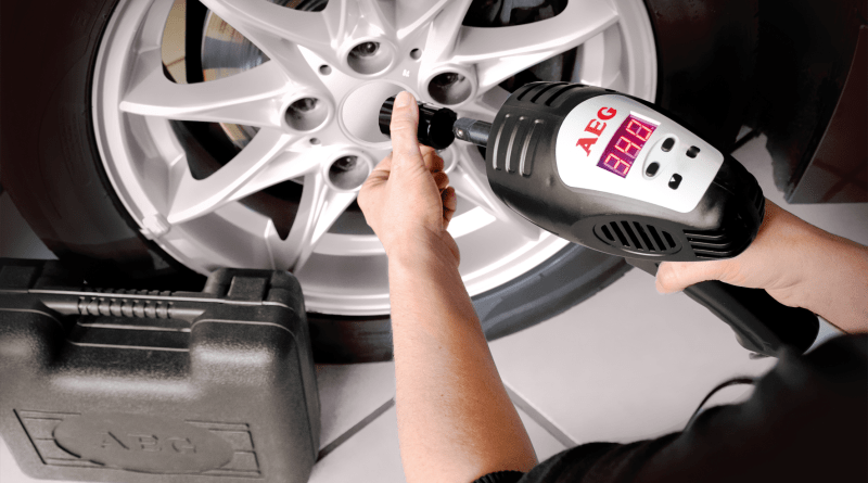 Automotive Impact Wrenches