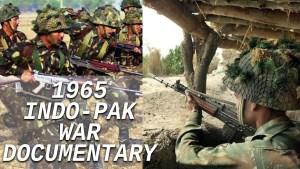 Indo pak war 1965 video