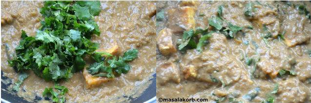 Easy Paneer Butter Masala Recipe step 9