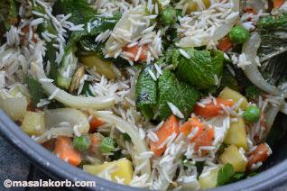 step7 veg pulav