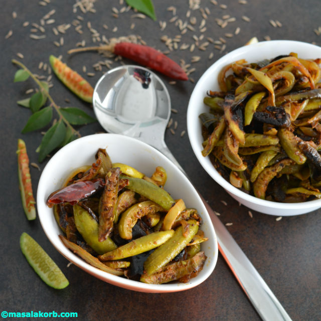 Ivy gourd stir fryV5 Ivy Gourd Stir Fry