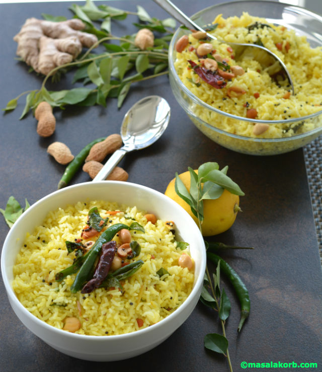 Lemon rice V4