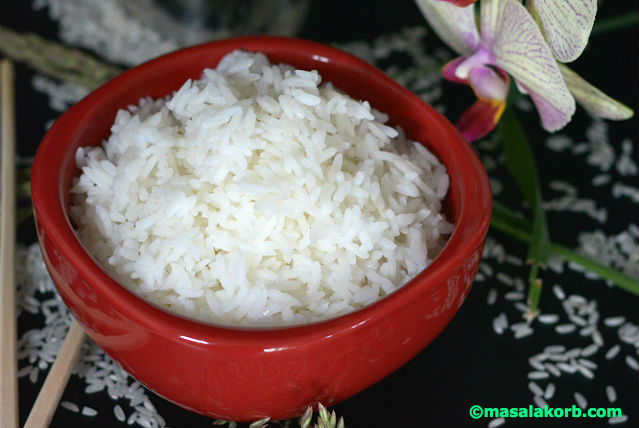 Plain rice V2 How to Cook Perfect Plain Rice