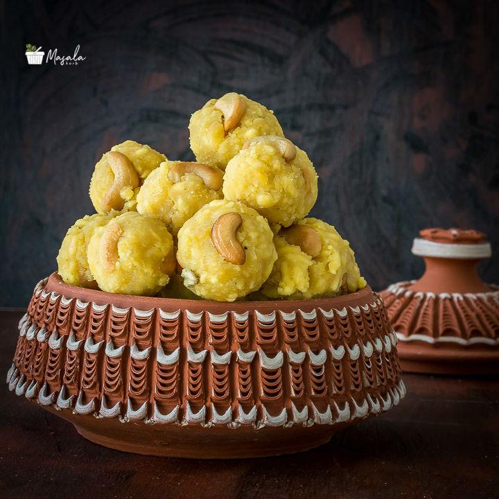 south indian boondi ladoo recipe