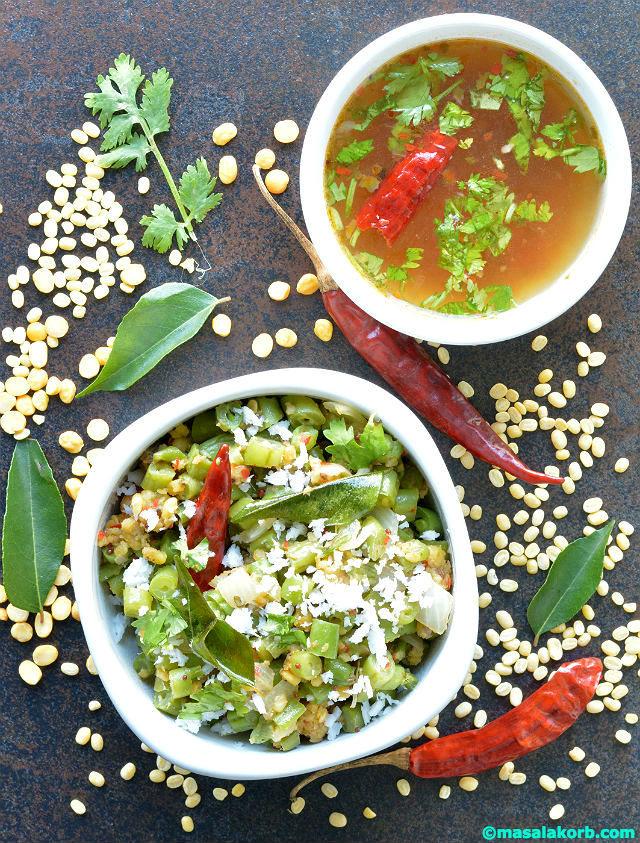 Beans Paruppu Usili V5