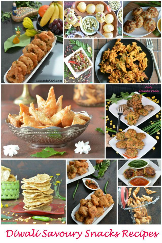 Diwali savoury snacks recipes masalakorb forumfinder Choice Image