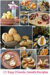 15 Easy Diwali Sweet Recipes