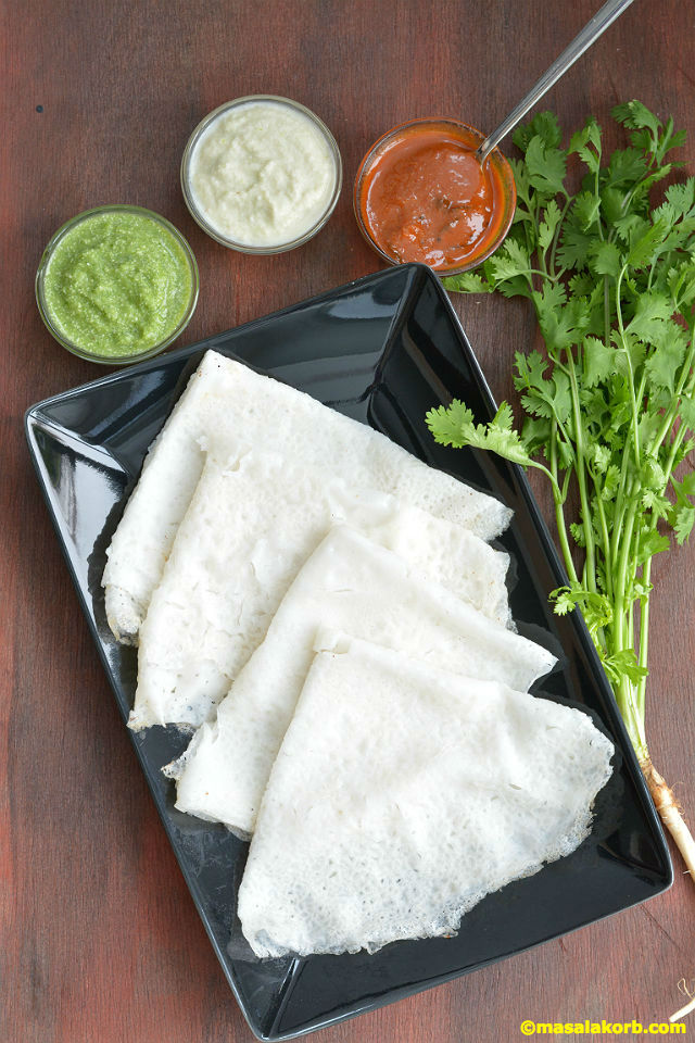 Image result for chutney with neer dosa