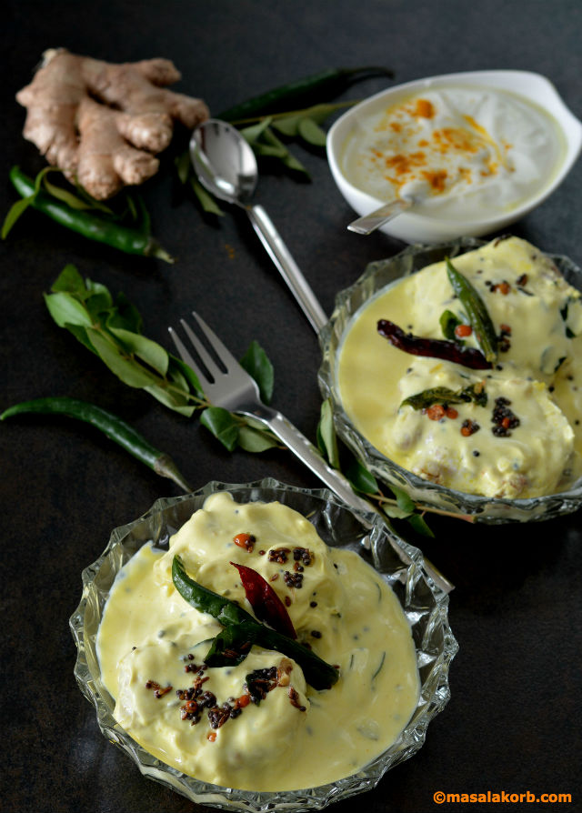 South Indian Style Dahi Vada