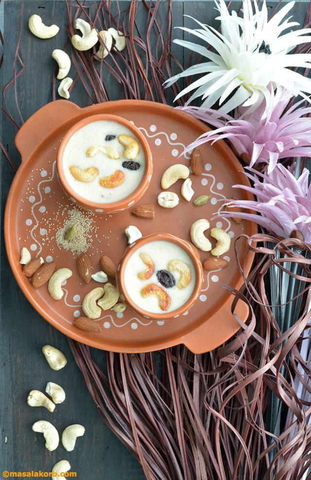Poppy Seeds Payasam V3