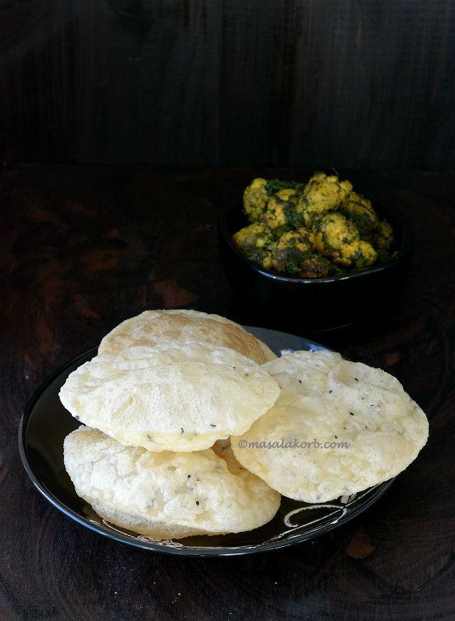 Bengali Luchi Recipe V2
