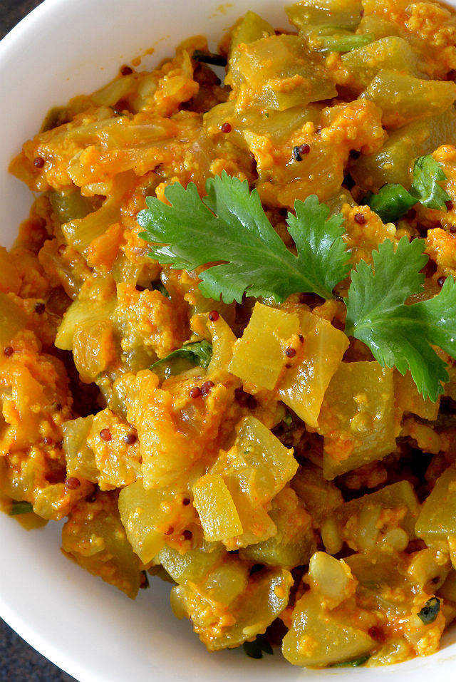 Sorakaya Palu Curry V2
