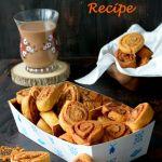 Maharashtrian Bhakarwadi Recipe | Baked & Fried Bakarwadi | Holi Recipes