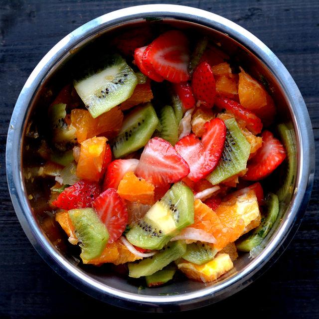 Fennel Citrus Salad V7