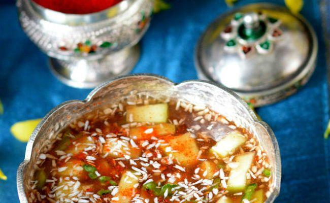 Ugadi Pachadi Recipe Ugadi Recipes Masalakorb