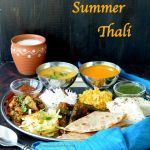 Gujarati Summer Thali | Traditional Gujarati Food Recipes | Gujarati Cuisine