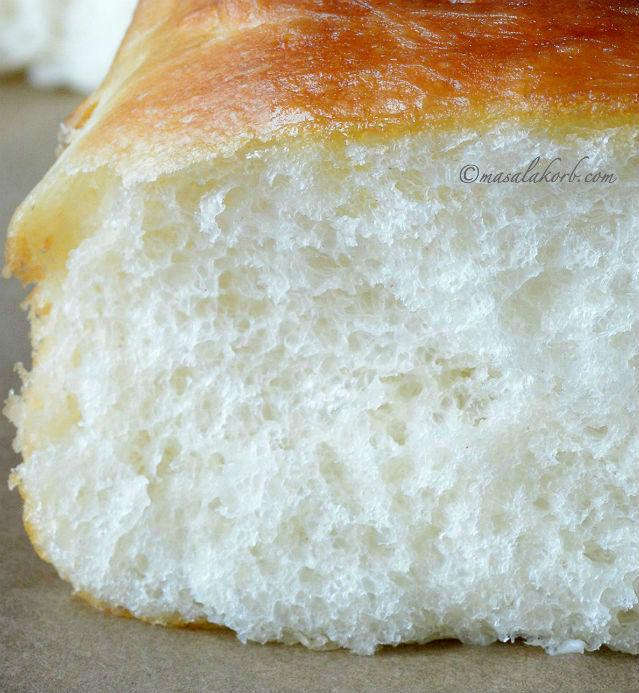 Eggless Ladi Pav Bread Buns Recipe Mumbai Pav