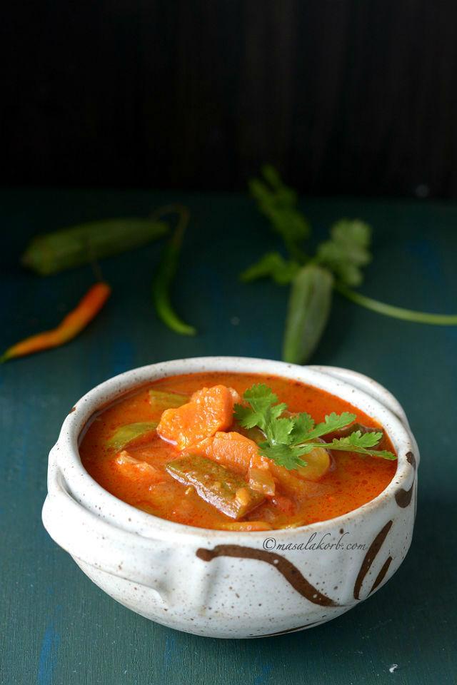 Mukkala Pulusu Recipe Dappalam