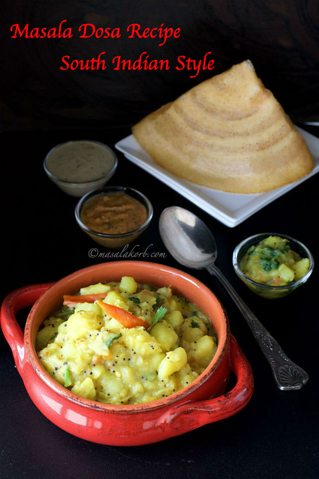 Masala dosa recipe south indian special masala dosa masalakorb masala dosa recipe south indian style special masala dosa how to prepare masala dosa at home south indian masala dosa recipe forumfinder Gallery