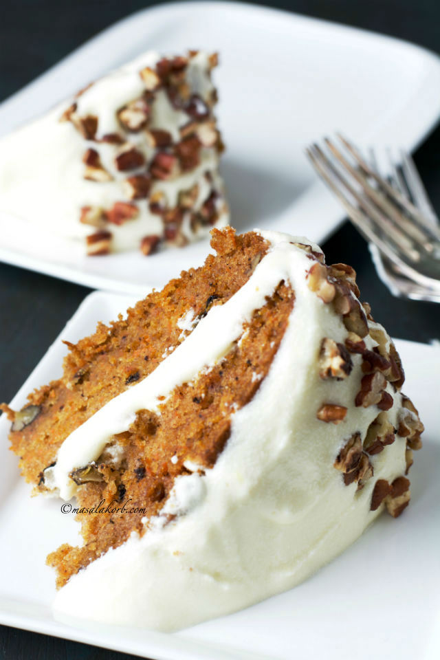 How To Freeze Frosted Carrot Cake