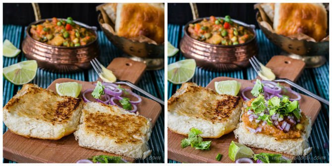 Mumbai Special Pav Bhaji Recipe, How to make Pav Bhaji at home