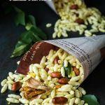 Masala Puffed Rice Recipe for Kara Pori | Spicy Puffed Rice | Masala Kara Pori Recipe | Masala Murmura | How to make Masala Pori