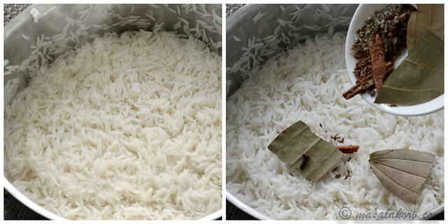 How to Cook Perfect Basmati Rice for Biryani, Plain basmati Rice, Dum Rice