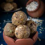Oats Dry Fruits Laddu | Oats Laddu Recipe | How to make Oats Ladoo | Oats Laddu with Dates | Oats Mixed Nuts Laddu | Easy Ladoo | Quick Diwali Sweets