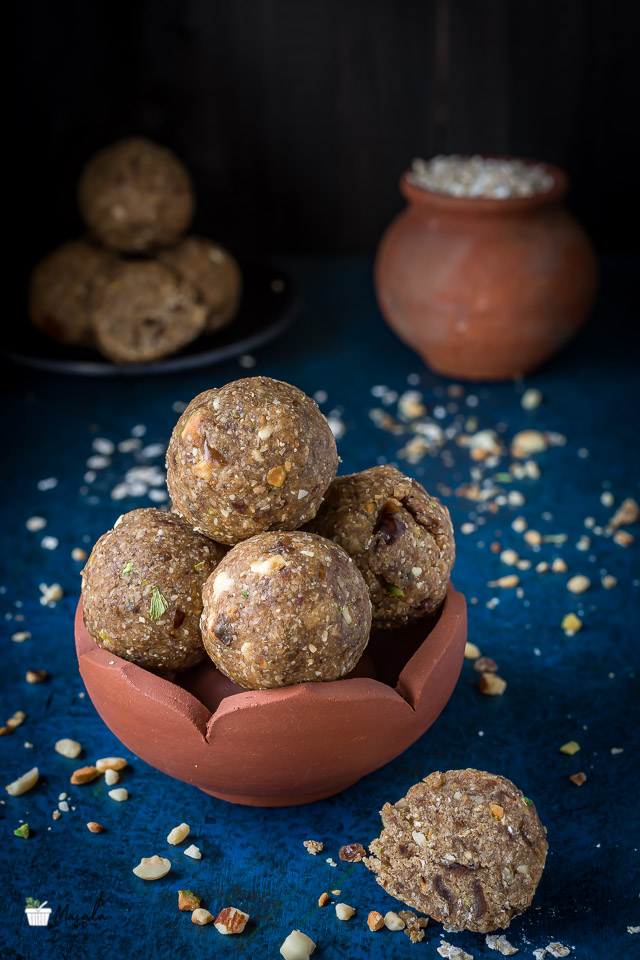 Oats Dry Fruits Laddu, How to make Oats Ladoo