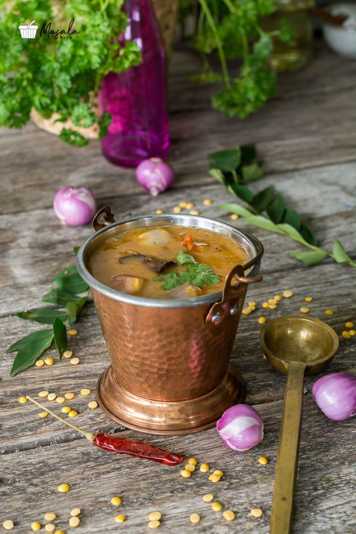 South Indian Sambar Recipe Video
