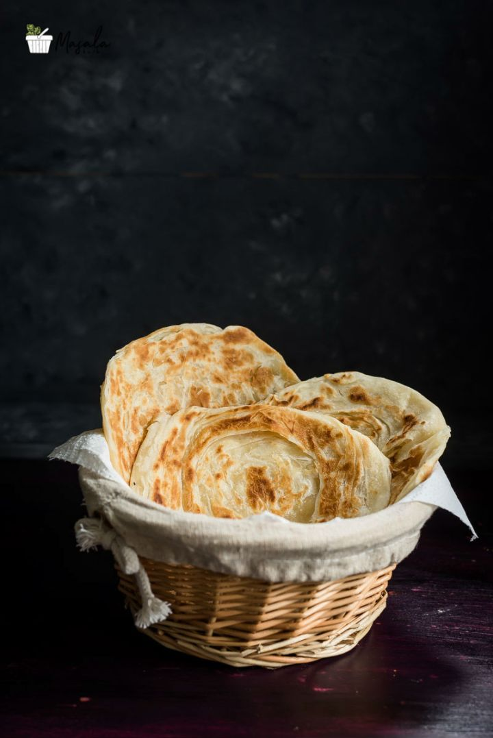 How to Make Kerala Parotta at Home