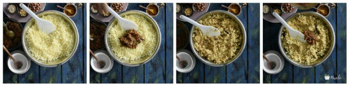 Pulihora Recipe Andhra Style