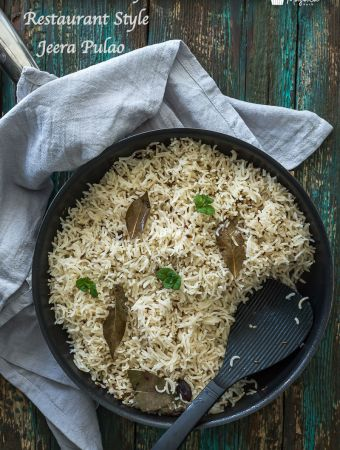 Jeera Rice Recipe Restaurant Style