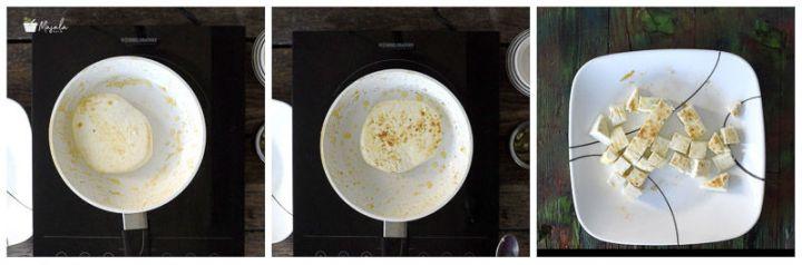 Butter Mutter Paneer Recipe