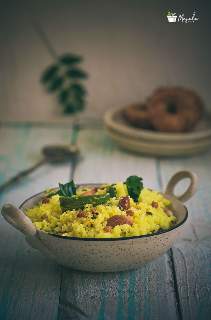 Rice Rava Puliyodharai, | Ugadi Special Food